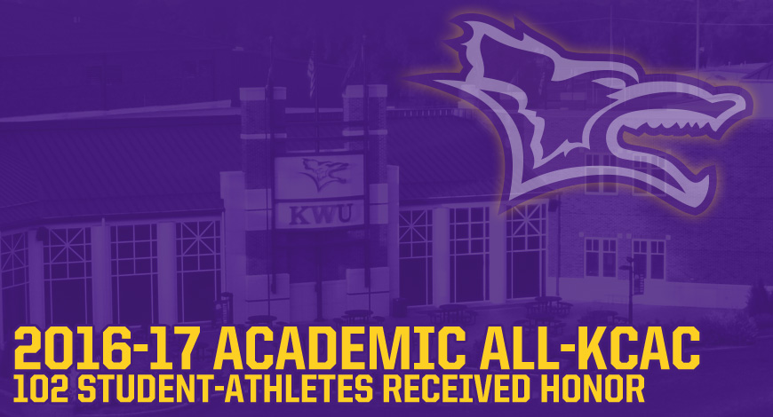 Photo for Kansas Wesleyan announces 2016-17 Academic All-KCAC honorees