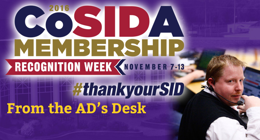 Photo for From the AD's desk... #ThankYourSID