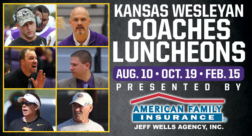 Photo for The Kansas Wesleyan Coaches' Luncheon Series returns August 10