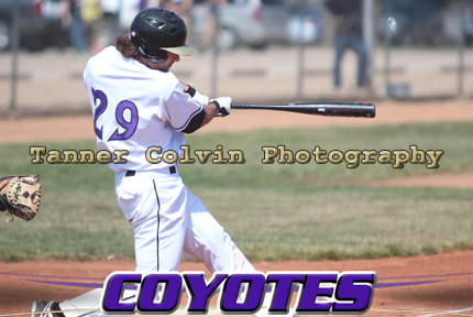 Colton Zebe homered in game 2 and drove in three runs to help KWU beat Bethany to split Friday's doubleheader