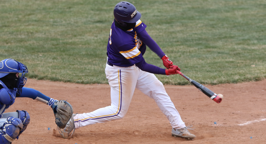 Photo for Baseball rallies past Central Christian in high-scoring 13-11 contest