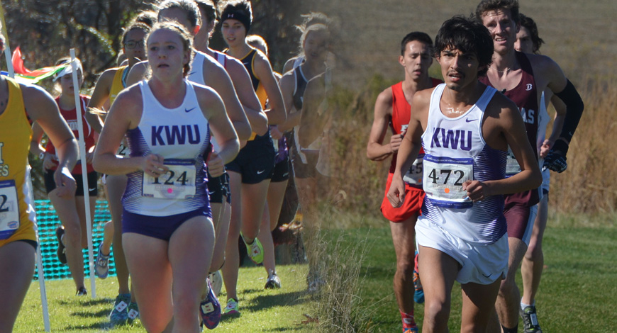 Photo for Men's Cross Country finishes 30th at NAIA Nationals, Franklin represents women