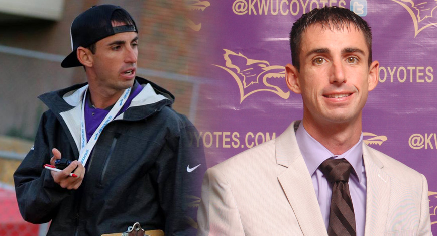 Photo for Bailey resigns as Kansas Wesleyan Cross Country and Track and Field Coach