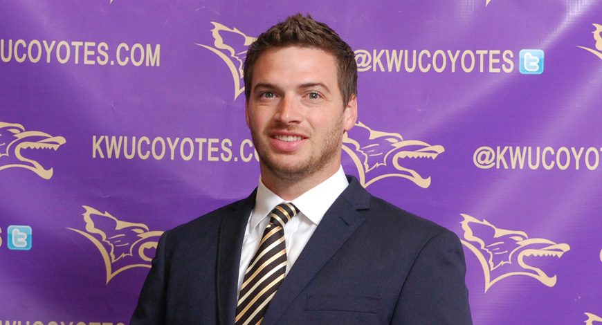Photo for Kansas Wesleyan elevates Samford to Head Track and Field and Cross Country post