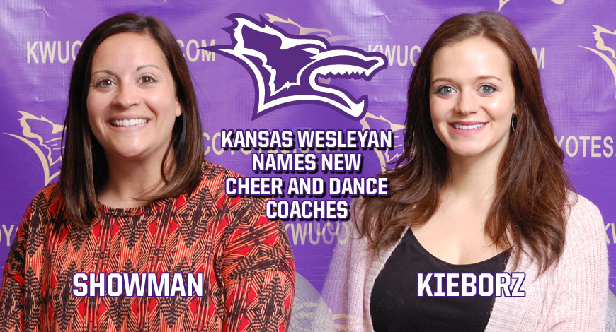 Photo for Kansas Wesleyan names new Cheer and Dance Coaches