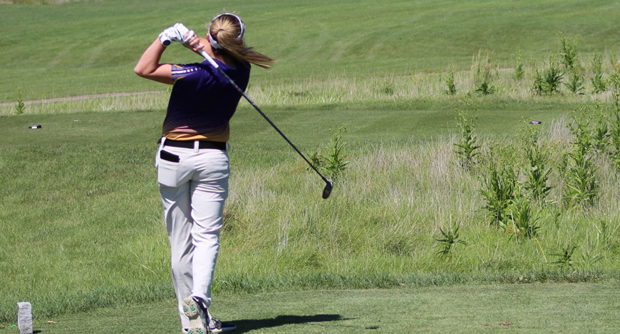Photo for Bosanko�s seventh place finish paces Women�s Golf at Kansas Prairie Invitational