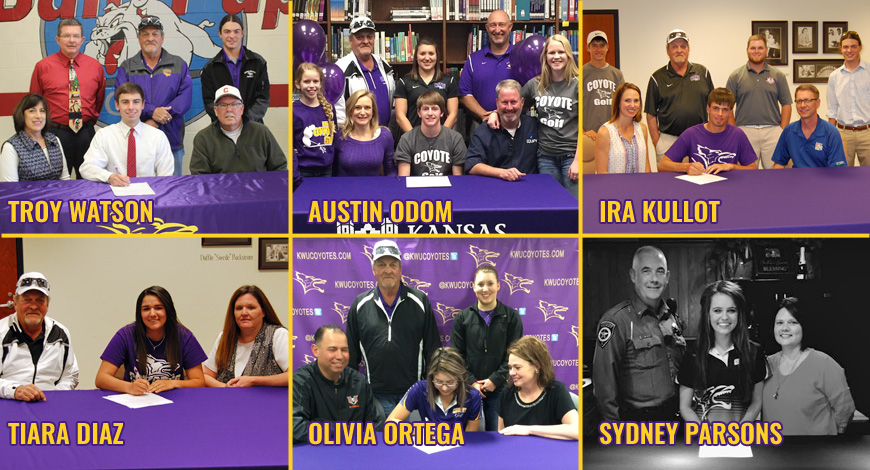Photo for KWU Golf adds six top recruits for 2016-17