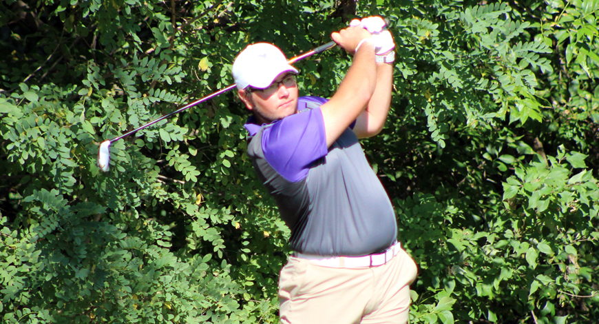 Photo for Men's Golf finishes fifth at first leg of KCAC Championship