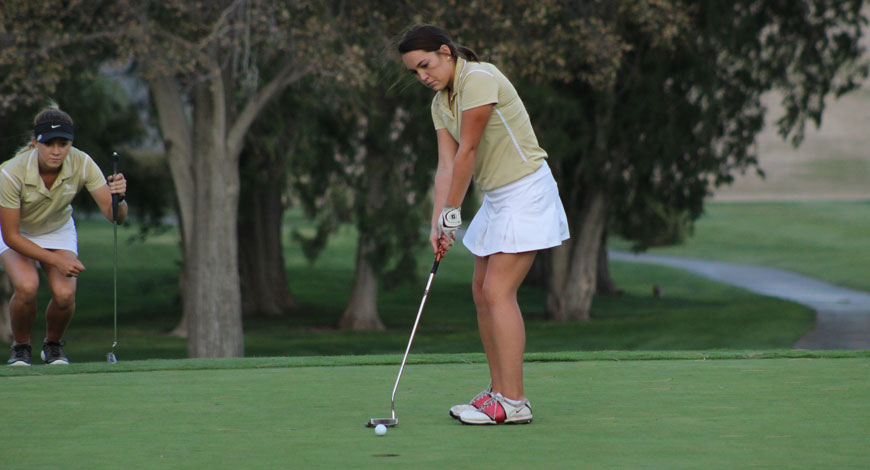 Photo for Women's Golf tied for second at KWU Fall Invite, B team in ninth