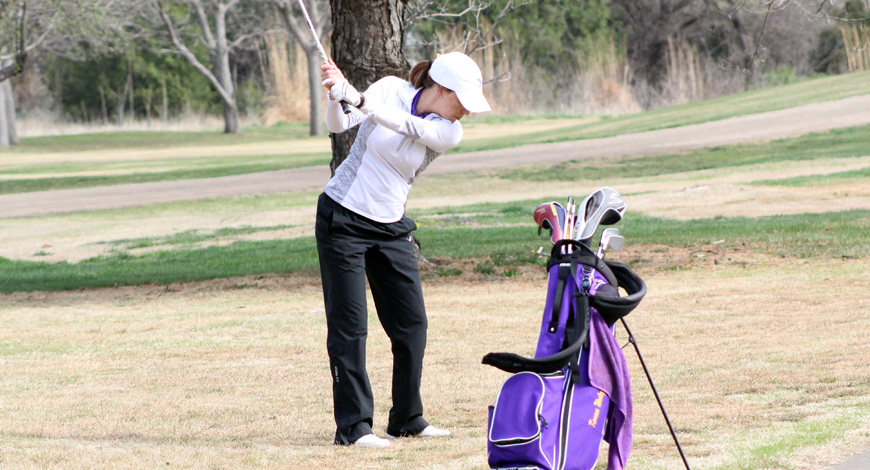 Photo for Women's Golf posts eighth place finish at Dan Quayle Classic