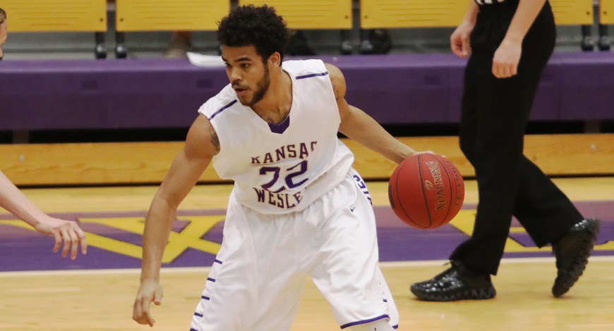 Photo for Men's Basketball closes season with 81-78 victory over Friends