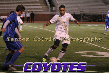 Javier Cervantes scored the match winning goal in the 83rd minute as No. 13 KWU beat Tabor 1-0