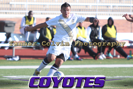 Diego Cocon scored a goal in Saturday's NAIA Opening Round match, but it was not enough as Olivet Nazarene win 3-2 in OT