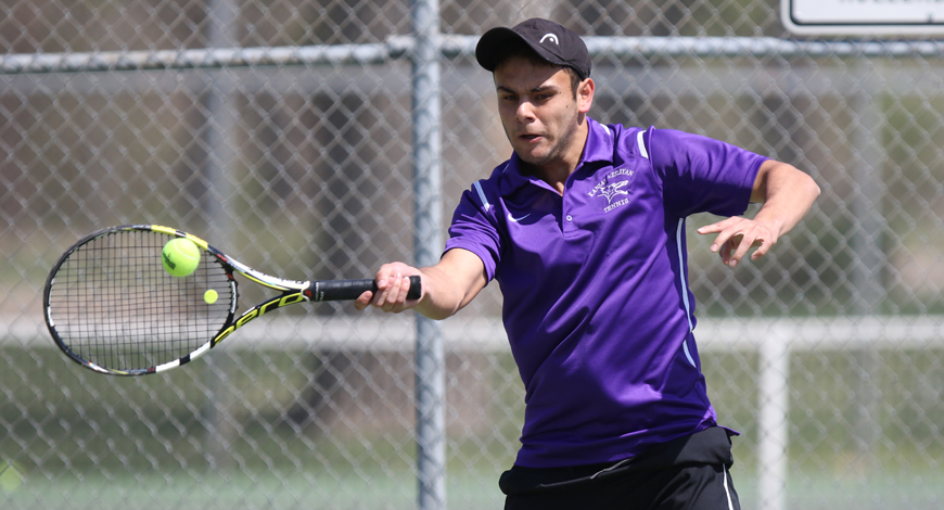 Photo for Men's Tennis picked to finish fourth in KCAC in 2017