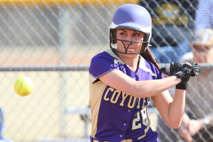 Lindsey Weaver was 3-for-6 and drove in four runs in KWU's sweep of York on Tuesday