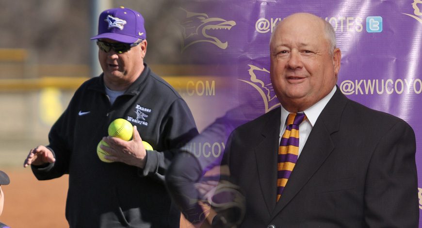 Photo for Hoelting announces retirement from softball head coaching position