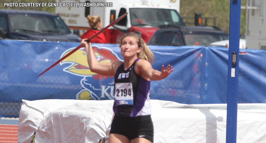 Photo for Track teams compete at 90th Kansas Relays and Tabor Invitational