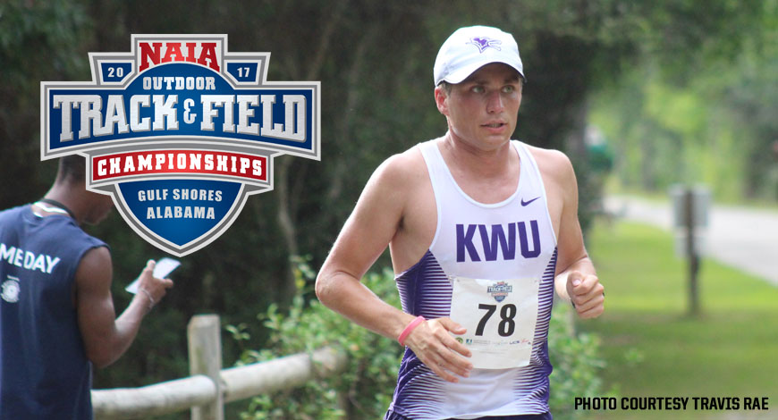 Photo for Spears posts Top 40 finish in NAIA Marathon