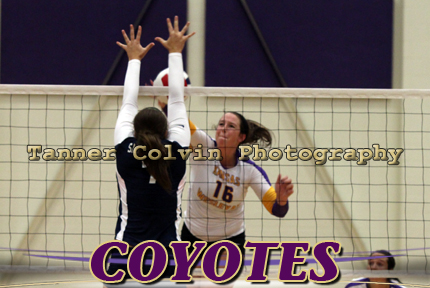 Breanne Schultz had 17 kills and five blocks in KWU's home opener victory in three sets over Saint Mary on Wednesday