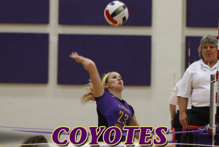 Jori Mote played very well for the Coyotes over the weekend
