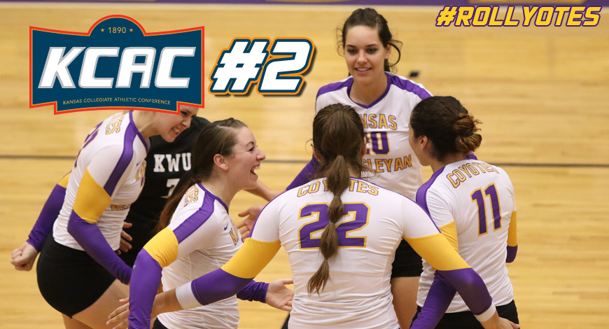 Photo for Volleyball picked second in KCAC Preseason Poll