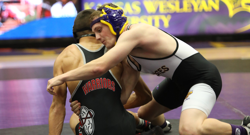 Photo for Wrestling competes at FHSU Bob Smith Open