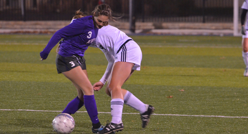 Photo for Women's Soccer falls to Columbia 2-0 in Opening Round