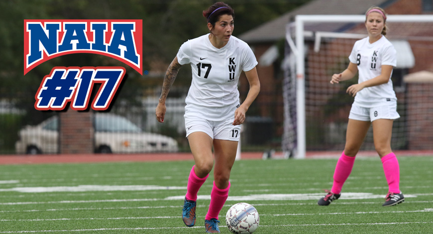 Photo for Women�s Soccer ranked No. 17 in NAIA Coaches� Preseason Top 25 Poll