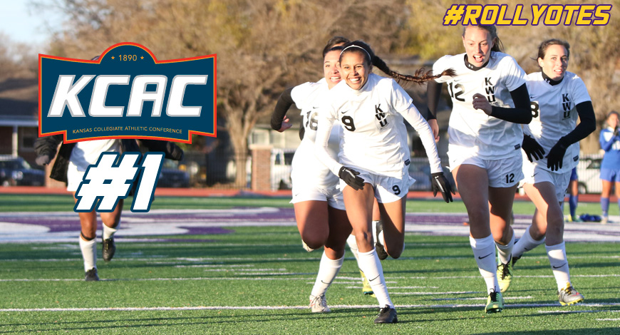 Photo for Women�s Soccer picked as KCAC Preseason favorite