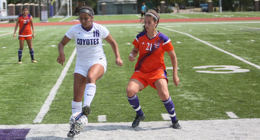 Photo for Women's Soccer Earns Draw on the Road