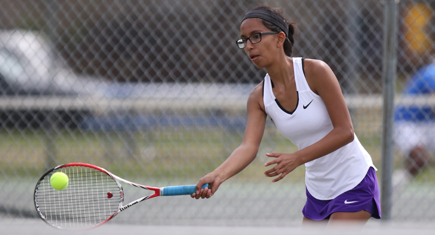 Photo for Women's Tennis knocked off by Fort Hays State 9-0
